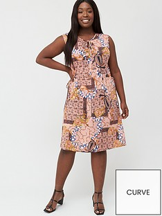 junarose-curve-tofte-sleeveless-dress-multi