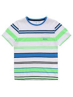 boss-boys-short-sleeve-stripe-t-shirt-green