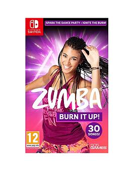 nintendo-switch-zumba-burn-it-up-switch