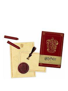 harry-potter-gryffindor-stationary-set