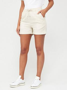 v-by-very-linen-mix-shorts-ecru