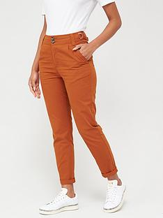 v-by-very-girlfriend-chino-trousers-rust