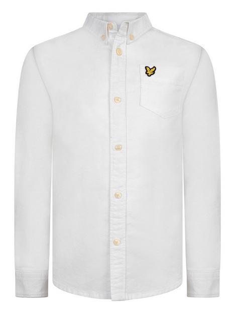 lyle-scott-boys-classic-long-sleeve-oxford-shirt-white