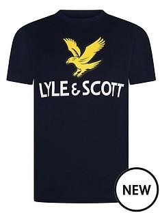 lyle-scott-boys-short-sleeve-eagle-logo-t-shirt
