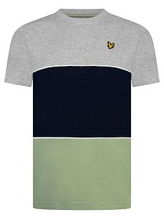 lyle-scott-boys-short-sleeve-wide-multi-stripe-t-shirt