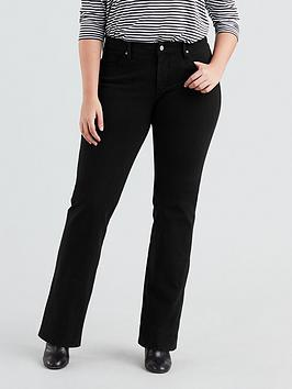 levis-plus-315trade-pl-shaping-bootcut-jean-black