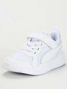 puma-x-ray-ac-childrens-trainers-white