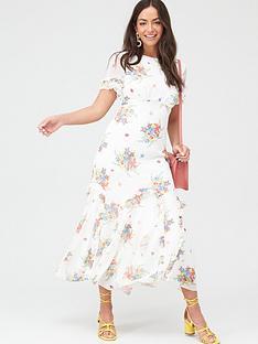 v-by-very-godet-hem-midaxi-dress-white