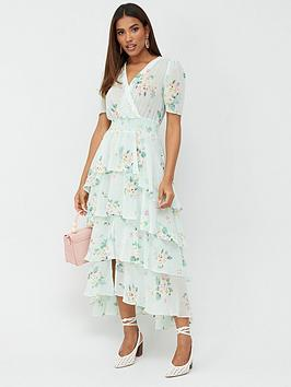 v-by-very-ruffle-tiered-occasion-maxi-dress-floral