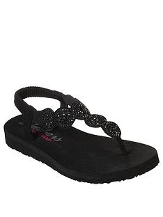 skechers-meditation-stars-and-sparkle-flip-flop-black