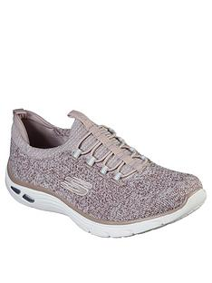 skechers-empire-dlux-sharp-witted-trainer-white-multi
