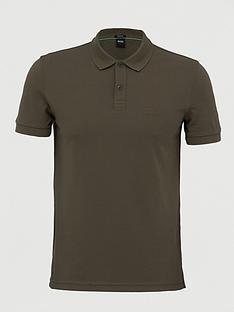 boss-golf-piro-shirt-sleevenbsppolo-shirt-dark-green