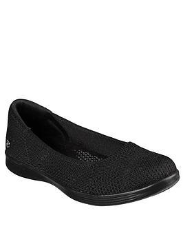 skechers-on-the-go-capri-ballerina-shoe-black