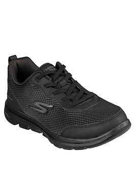 skechers-gowalk-5-wide-fit-trainer-black