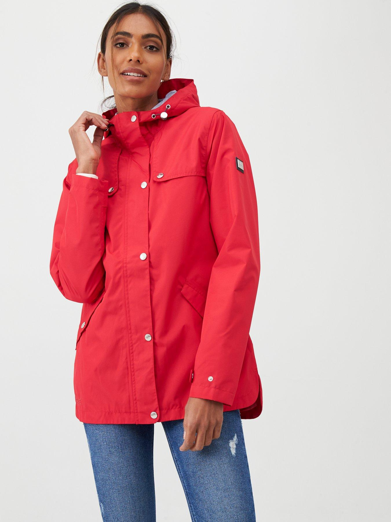 Regatta Bertille Womens Waterproof Jacket