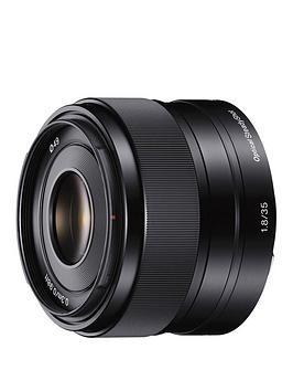sony-sony-sel35f18-e-mount-aps-c-35-mm-f18-prime-lens-black