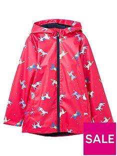 joules-girls-horse-raindance-coat-pink