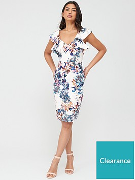 little-mistress-floral-midi-dress-multi