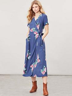 joules-callie-print-dress-blue