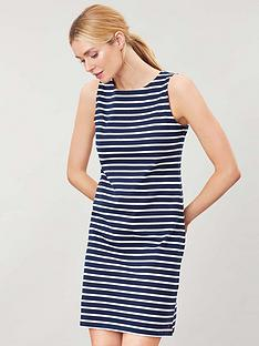 joules-riva-sleeveless-jersey-print-dress-navy