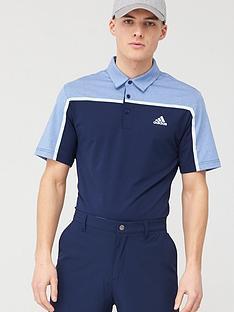 adidas-golf-ultimate-3-stripe-polo-navy