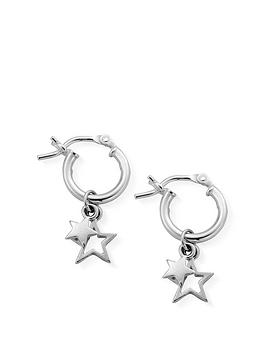 chlobo-sterling-silver-double-star-small-hoops