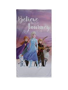 disney-frozen-journey-towel