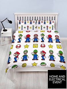 mario-stack-duvet-cover-set