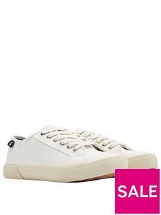 joules-coast-lace-up-pump-white