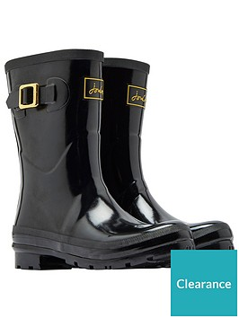 joules-mid-height-glossy-kelly-welly-blacknbsp