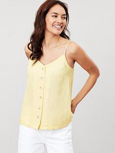 joules-carper-button-through-cami-yellow