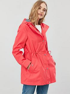 joules-shoreside-waterproof-a-line-coat-red