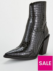 shades of latest discount new lower prices Ankle Boots | Women's Shoes & Footwear | Littlewoods Ireland