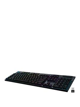 logitech-g915-lightspeed-wireless-rgb-mechanical-gaming-keyboard-gl-tactile-na-uk-24ghzbt-na-intnl-tactile-switch