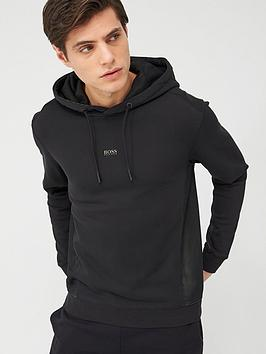 boss-wquest-overhead-hoodie-black