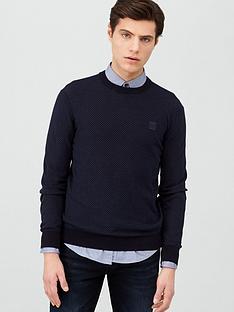 boss-karsten-knitted-jumper-navy