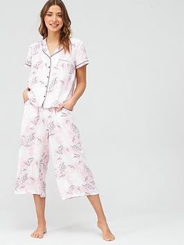 pour-moi-wild-floral-lace-detail-trouser-pink-printnbsp