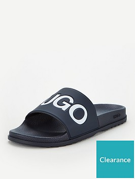 hugo-match-slides-navy