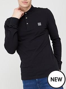 boss-passerby-long-sleeve-polo-shirt-black