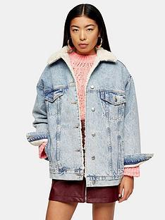 topshop-topshop-oversized-borg-jacket-bleached