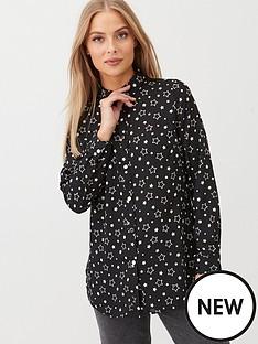 v-by-very-longline-shirt-star-print