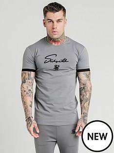 sik-silk-tech-short-sleeve-t-shirt-grey