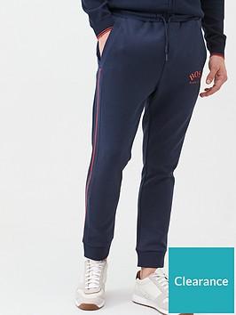 boss-hadiko-cuffed-sweat-pants-navy
