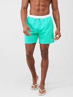 boss-octopus-swim-shorts-green