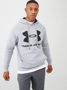 under-armour-rival-fleece-logo-overhead-hoodie-steel