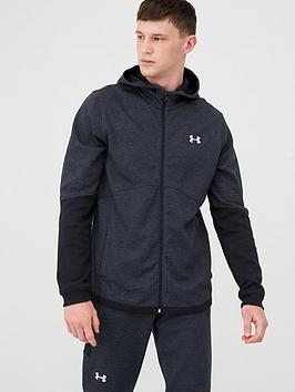 under-armour-double-knit-full-zip-hoodie-blackwhite