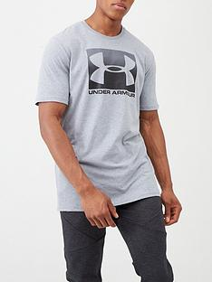 under-armour-sportstyle-boxed-logo-t-shirt-steel