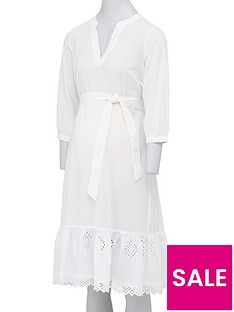 mama-licious-maternity-grazie-midi-dress-with-tie-belt-white