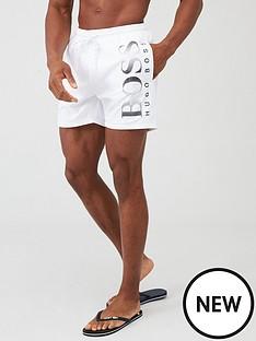 boss-octopus-swim-shorts-white