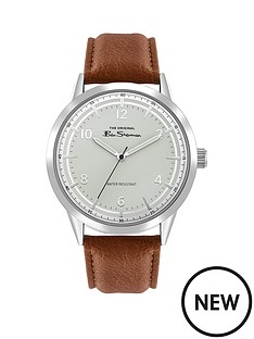 ben-sherman-ben-sherman-silver-and-blue-detail-dial-tan-leather-strap-mens-watch